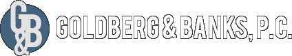 Logo of Goldberg & Banks, P.C.